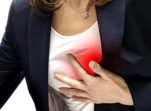 сердечные перебои у женщин