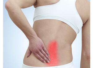тянущая боль в поясничном отделе у женщин