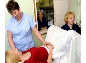 биопсийное исследование ШМ у беременной