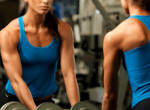 Силовые тренировки с большими весами