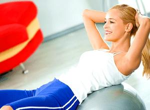 Физические нагрузки во время месячных, какие упражнения можно делать