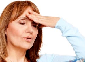 Головокружение причины при менопаузе