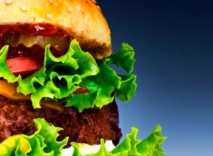 злоупотреблять пищей быстрого приготовления