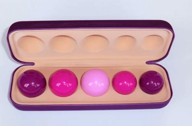 Вагинальные шарики для тренировки и укрепить мышц малого таза