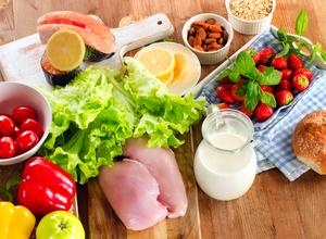режим сбалансированного питания