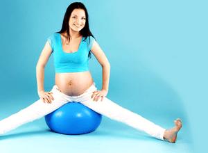 Лечебная физкультура при планировании беременности