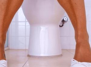 частные походы в туалет