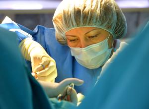 Гинекологическая операция