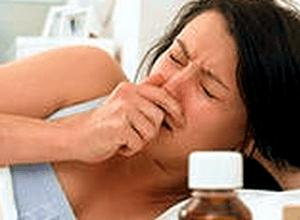 аспирационной пневмонии