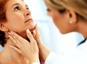 снижением функции щитовидной железы