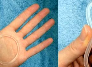формы вагинального кольца