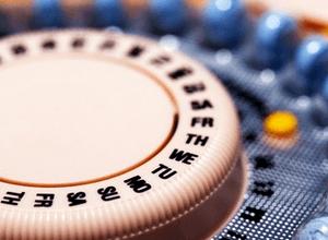 при пропуске контрацептива Медиана