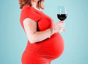 Как влияет на будущего ребёнка употребление алкоголя во время зачатия?