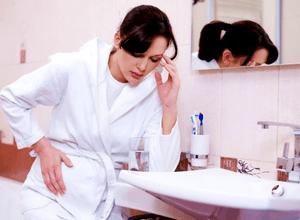 Всегда ли утренняя тошнота является симптомом беременности?