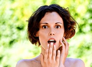 Неаккуратный секс порез половых губ