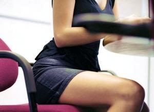 Сидячий образ жизни у женщин