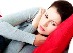 Ухудшается самочувствие женщины